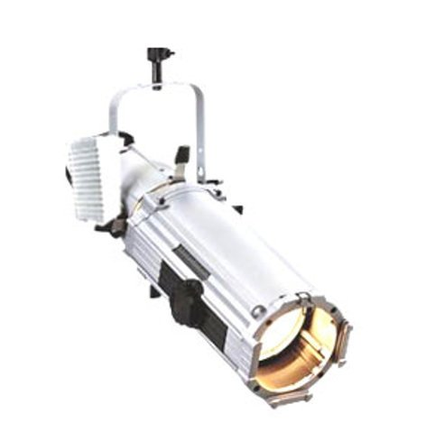 ETC/Elec Theatre Controls S4ZOOM-25/5-A-W-RST1 42550-1A [RESTOCK ITEM] Source Four 25°-50° Zoom in White with Edison Connector S4ZOOM-25/5-A-W-RST1