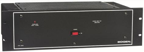 Bogen Communications HTA125A Power Amplifier, 125 Watt, 4-ohm/8-ohm/70V HTA125A