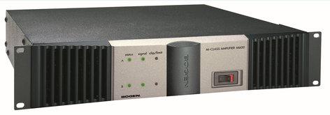 Bogen M450 Power Amp, Stereo 450W/Ch @ 4-Ohms, 300W/Ch @ 8-Ohms, 900W @ 70V mono M450