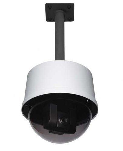 Vaddio Outdoor Pendant Mount Dome [RESTOCK ITEM] for HD-20, HD-19, & HD-18 998-9200-200-RST-01