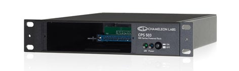 Chameleon Labs CPS503-PWR  Single Slot 500 Series Powered Rack System  CPS503-PWR