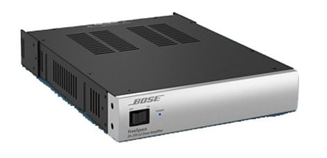 Bose ZA-190-HZ Freespace Zone Amplifier, 90W, 70/100V ZA-190-HZ