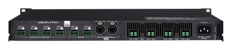 Lab Gruppen D 20:4L D Series Amplifier, 2000 Watt of Flexible Power D20-4L