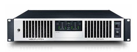 Lab Gruppen C48-4 Amplifier 4ch 70v 1200w/ch-4-ohms C48-4