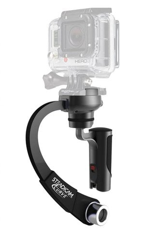 Steadicam Curve 1/2 OFF Promotional Offer Stabilizer for GoPro HERO Action Cameras CURVE-PROMO