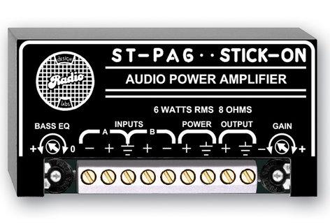 Radio Design Labs ST-PA6 6 Watt Utility Power Amplifier STPA6