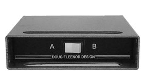 Doug Fleenor Designs SW-1 DMX Single A/B Switch Box SW-1