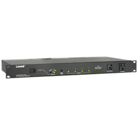 Lowell ACSPR-SEQ4-1509  15A, 6-Switch 3-Unswitch Outlets Power Panel ACSPR-SEQ4-1509
