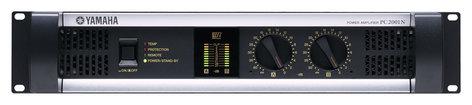 Yamaha PC2001N Power Amplifier, 200W + 200W (8 ohm Stereo)/1000W (4 ohm Bridged) PC2001N