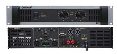Yamaha XP2500 Power Amplifier 250W+250W, 8 Ohms XP2500