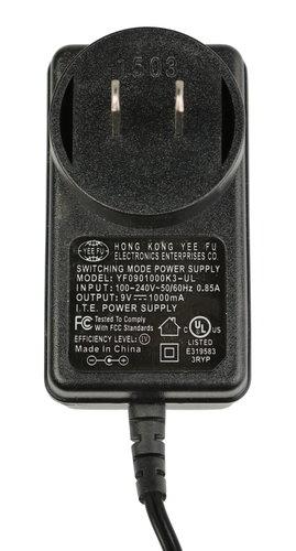 VocoPro AC-ADAPTOR-UHF3205  9V AC Adaptor for UHF-3205 AC-ADAPTOR-UHF3205