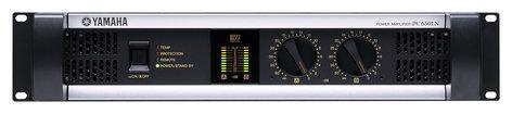 Yamaha PC6501N Power Amplifier, 650W + 650W (8 ohm Stereo)/3000W (4 ohm Bridged) PC6501N