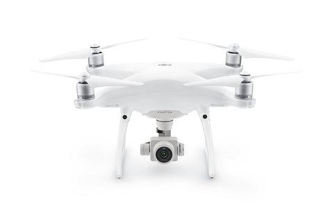 DJI Phantom 4 Pro DJI Phantom 4 Pro Quadcopter - 4K Video, 20MP Images PHANTOM-4-PRO