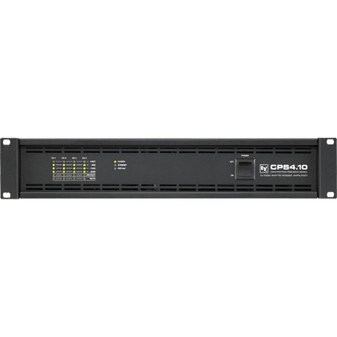 Electro-Voice CPS4.10 Power Amplifier, 4 Channel 4x1000W @ 2/4ohms CPS4.10