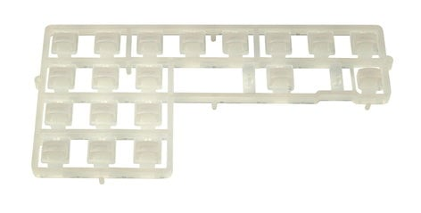 Fostex 8526004200  A Button Block Assembly for VF80EX 8526004200