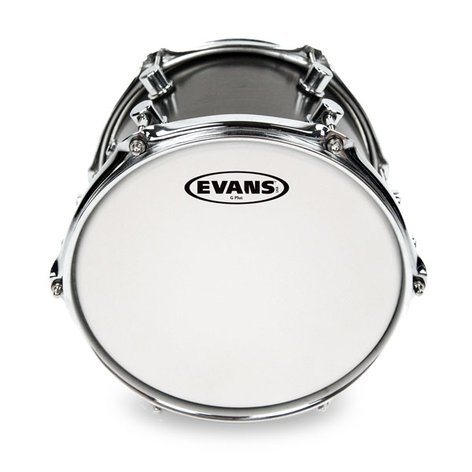 "Evans B16G12  16"" G12 Coated White Drum Head B16G12"