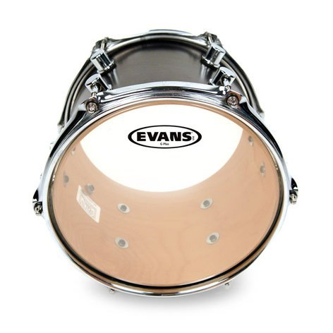 "Evans TT15G12 15"" G12 Clear Drum Head TT15G12"