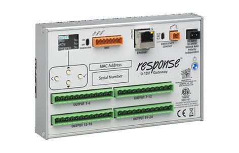 ETC/Elec Theatre Controls Response 0-10V Gateway Low Voltage Gateway RSN-LV