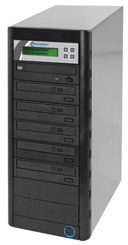 Microboards QD-DVD-125 1 to 5 18x DVD/48x CD Duplicator QD-DVD-125