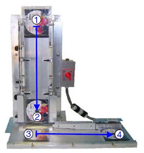 Recordex USA Inc. SWCD200T CD200 Overwrapper Machine SWCD200T
