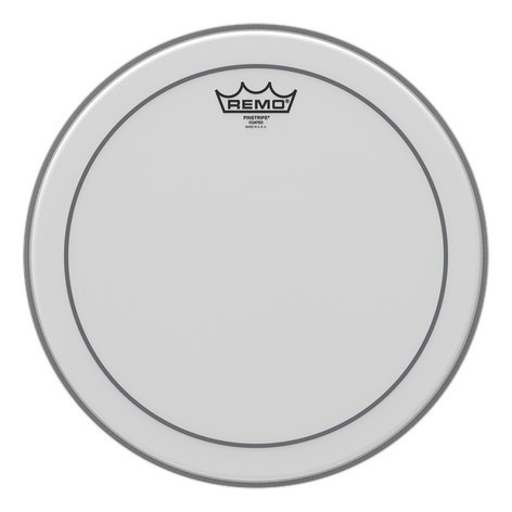 "Remo PS-0112-00  12"" Coated Pinstripe Drumhead PS-0112-00"