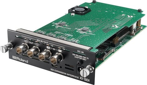 Roland System Group XI-SDI SDI Expansion Interface Card XI-SDI