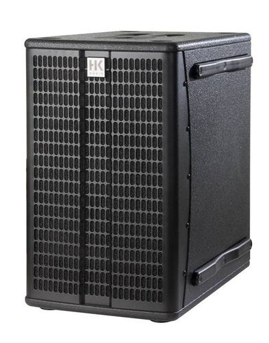 HK Audio E110SUBAS [DEMO MODEL] Bi-Amped 600W + 600W Element Series Powered Subwoofer E110SUBAS-DEMO