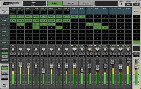 Waves eMotion ST Mixer + StudioRack [DOWNLOAD] Multi-Purpose Mixer Bundle EMSRCKSG