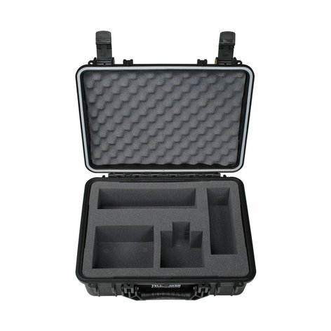 Telefunken Elektroakustik HC01  Hard Shell Flight Case for AR-51, AK-47mkII and M16mkII HC01