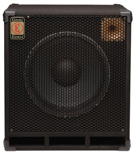"Eden Amplification D115XLT8 400W 8-Ohm 1x15""Bass Speaker Cabinet D115XLT8"