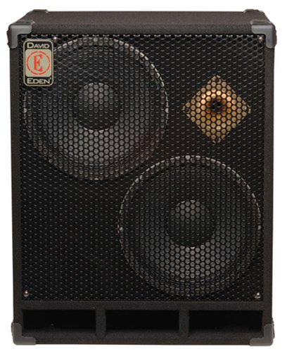 "Eden Amplification D212XST8 600W 8-Ohm 2x12"" Bass Speaker Cabinet D212XST8"