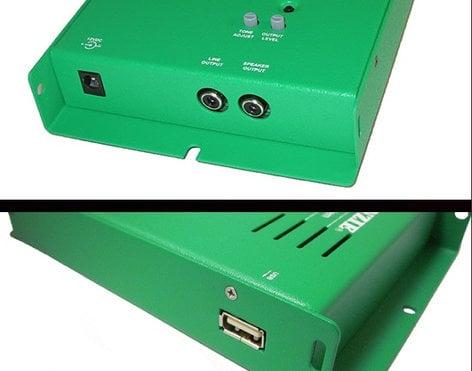 Mackenzie Labs DVSD-3000  Message-On-Hold System DVSD-3000