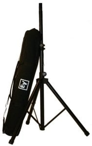 Electro-Voice TSP1 (2)Tripod Spkr Stand w/CarryBg  TSP1