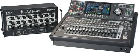 Roland System Group M300BAS  V-Mixer and Snake Bundle  M300BAS