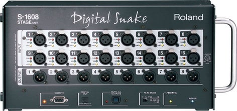 Roland System Group M300BAS  V-Mixer and Snake Bundle  M300BAS