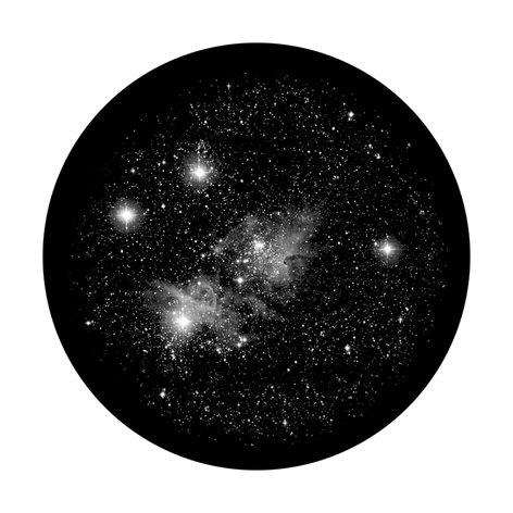 "Apollo Design Technology SR-0106 SuperResolution Glass Gobo with ""Star Galaxy"" Image Pattern SR-0106"