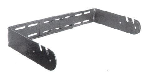 """Allen Products/Adaptive Technologies AJ-2336 23""""-36"""" Wide Adjustable U-Bracket Speaker Mounts AJ-2336"""