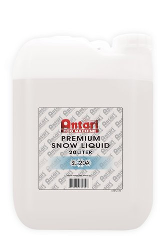 Antari Lighting & Effects SL-20AN  20 Liter Bottle of Antari Snow Fluid SL-20AN