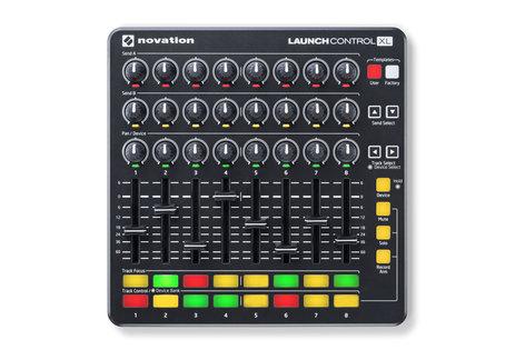 Novation Launch Control XL USB MIDI Controller, Black LAUNCH-CONTROL-XL-BK