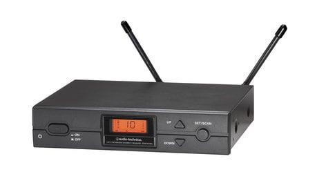 Audio-Technica ATW-R2100BI  Diversity Receiver, Band I 487 to 506 MHz ATW-R2100BI