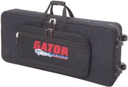 Gator Cases GK-88 Lightweight Foam 88-Key Keyboard Soft Case GK88