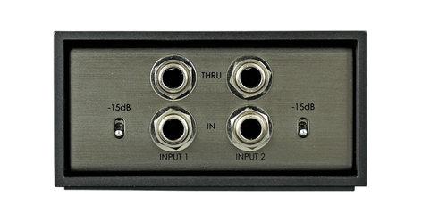 Telefunken Elektroakustik TDA-2  Dual Unit, Active Stereo DI Box TDA-2