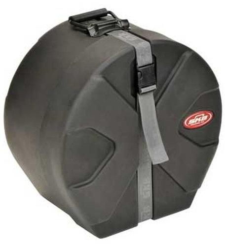 """SKB Cases 1SKB-D6513 Snare Drum Case, 6.5""""x13"""", Padded 1SKB-D6513"""