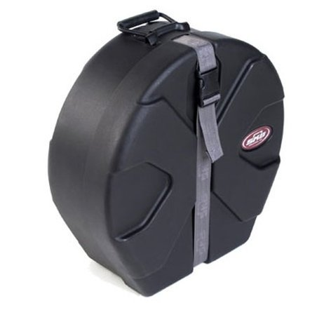 SKB Cases 1SKB-D0414 4 x 14 Snare Case, Padded Interior 1SKB-D0414