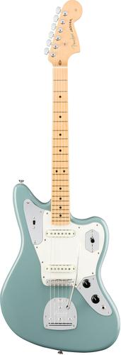 Fender American Pro Jaguar Electric Guitar Maple Fingerboard JAGUAR-AMPRO-MN