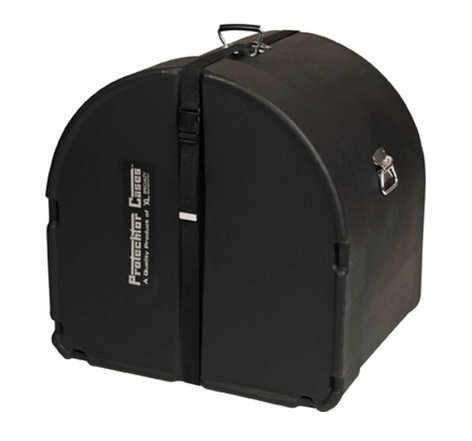 """Gator Cases GP-PC2218BD 18""""x22"""" Classic Series Roto-Molded Bass Drum Case by Protechtor GP-PC2218BD"""