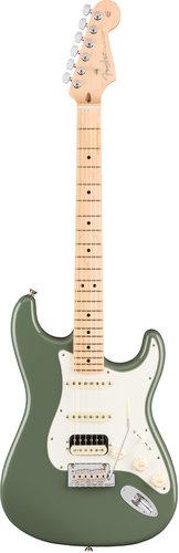 Fender American Professional Stratocaster HSS Shawbucker Electric Guitar Maple Fingerboard STRAT-AMPRO-HSS-MN