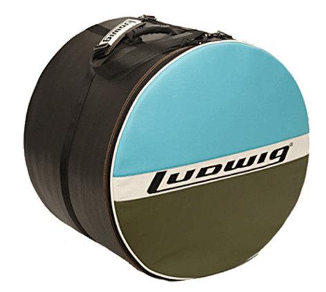 """Ludwig Drums LX24BO 16""""x24"""" Atlas Classic Bass Drum Bag LX24BO"""