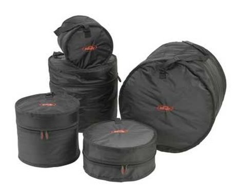 SKB 1SKB-DBS1 5-Pc Drum Bag Set 1SKB-DBS1
