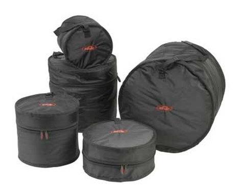 SKB Cases 1SKB-DBS1 5-Pc Drum Bag Set 1SKB-DBS1